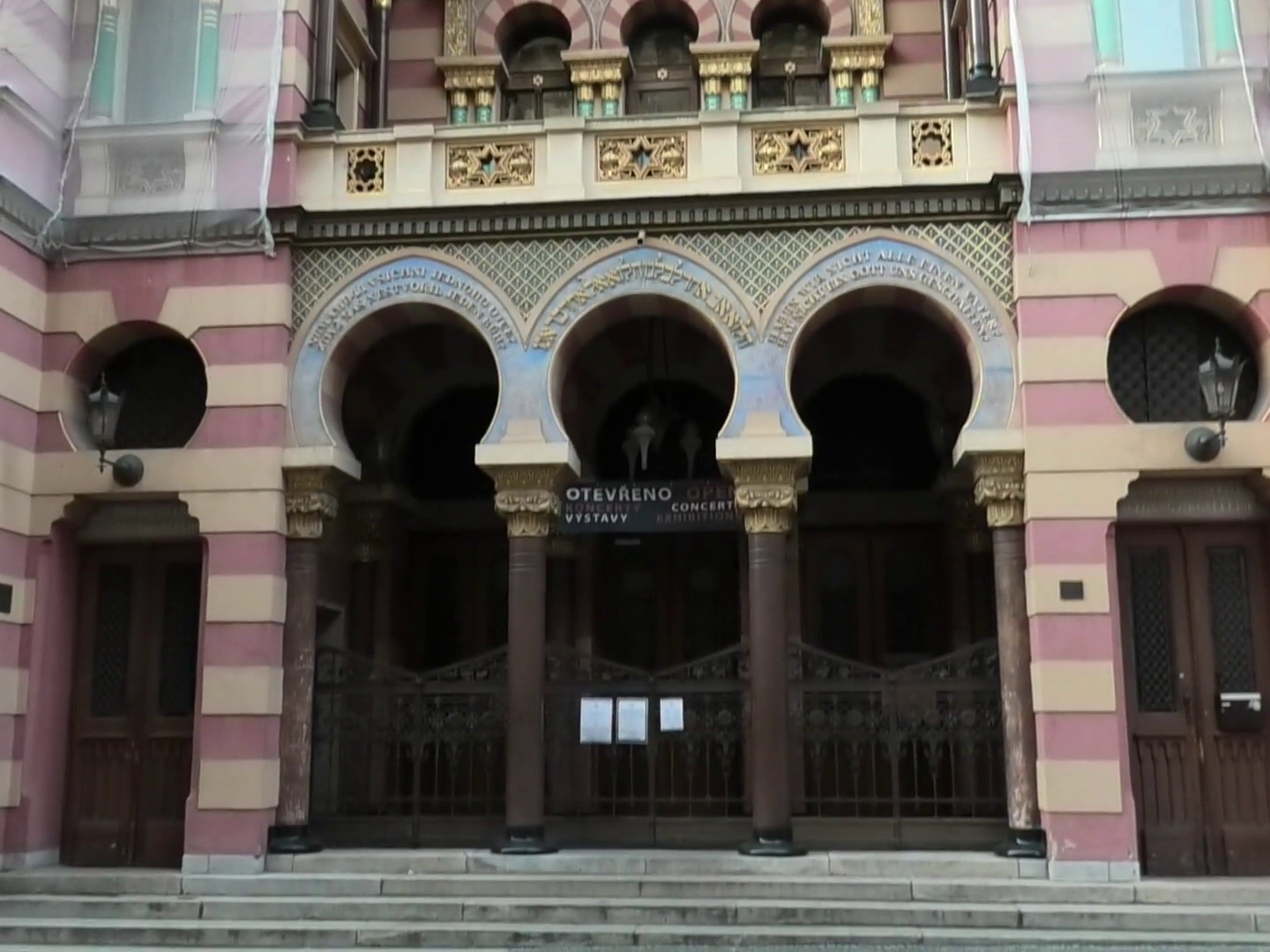 The Jerusalem Synagogue of Prague