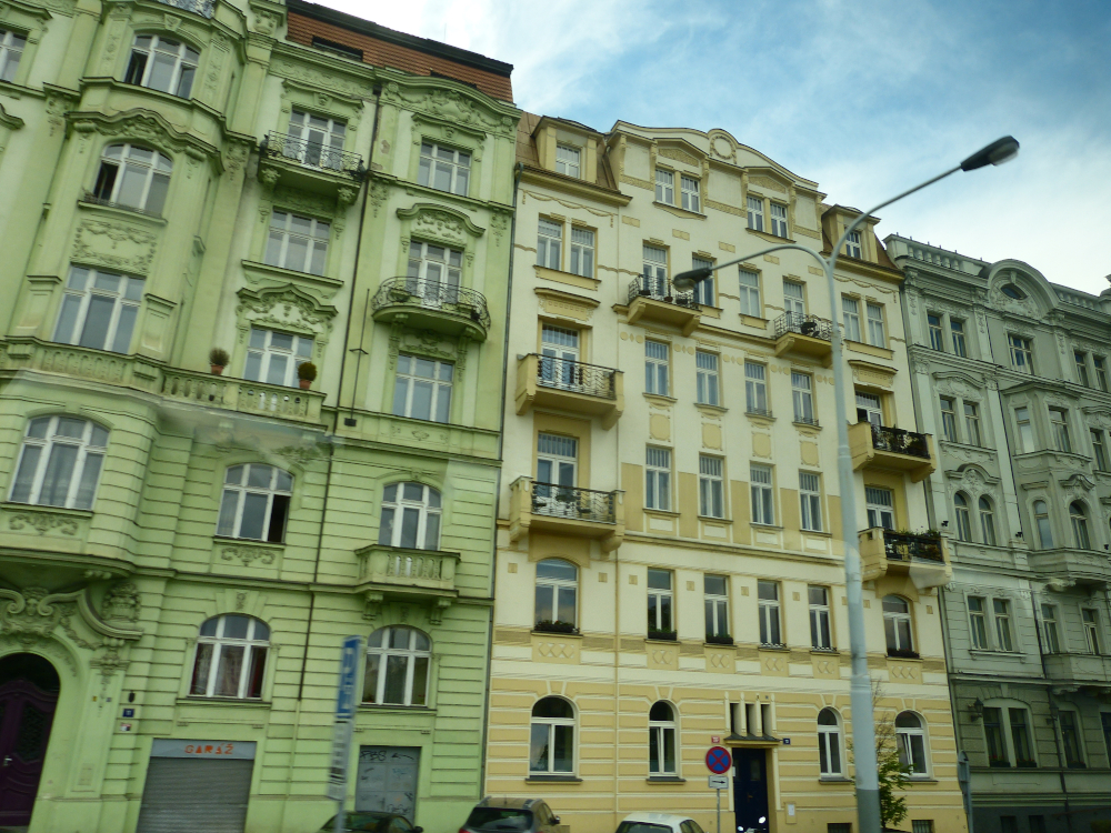 Normal House 1 – Prague